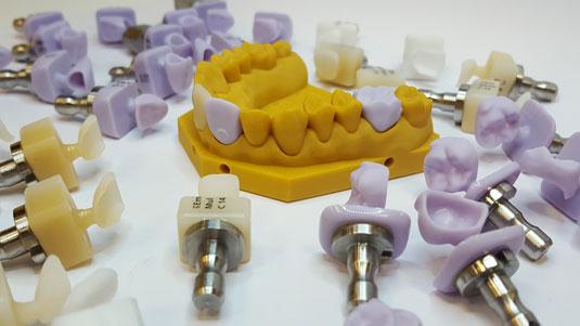 Materiales digitales y técnicas de fabricación